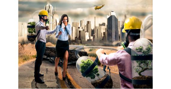 Urban Air Quality: 7 Health Challenges