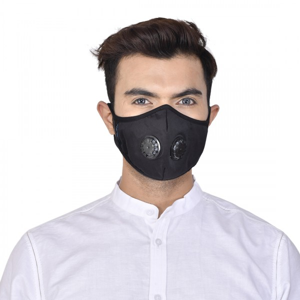 Smog Guard N99 Mask With Two Valves